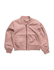 NITMARYAM BOMBER JACKET MZ - ROSE TAN
