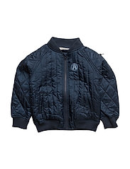 NITMANUEL JACKET MZ - DRESS BLUES