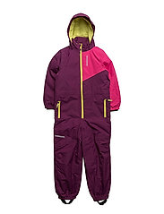 NITSTORM SNOWSUIT NMT G FO - FESTIVAL FUCHSIA