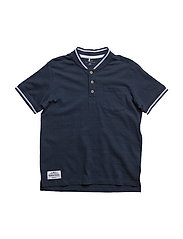 NITIFETTE SS POLO NMT - DRESS BLUES
