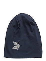NITMOPPY REFLECTIVE DROPSHAPE HAT NMT B - DRESS BLUES