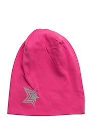 NITMOPPY REFLECTIVE DROPSHAPE HAT NMT G - FUCHSIA PURPLE
