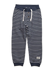 NITFREDDY SWE PANT MZ - DRESS BLUES