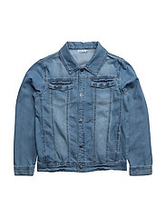 NITADAN DNM JACKET NMT NOOS - LIGHT BLUE DENIM