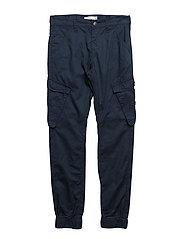 NITADIAN REG/R TWI CARGO PANT NMT - DRESS BLUES