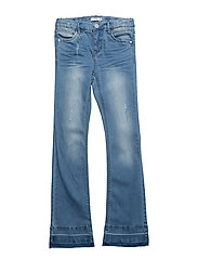 NITAMINNA SKINNY/BOOT DNM PANT NMT - LIGHT BLUE DENIM