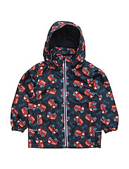NITMELLON JACKET FIRETRUCK MZ - DRESS BLUES