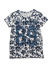 NITHELENA SS TOP NMT - INSIGNIA BLUE