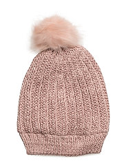 NITMALU KNIT HAT F MINI - EVENING SAND
