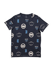 NITBATMAN IB SS TOP NMT WAB - DRESS BLUES