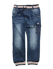 NITAL BAG/XR DNM PANT MINI - MEDIUM BLUE DENIM