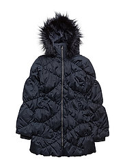 NITMELIA DOWN JACKET F NMT - SKY CAPTAIN