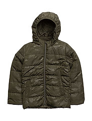 NITMIT JACKET NMT B CAMP - FOREST NIGHT
