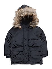 NITMARCO DOWN JACKET M MINI - DRESS BLUES
