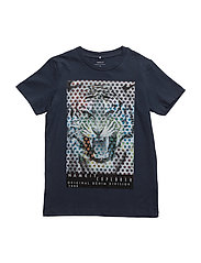 NITKANGLA SS TOP M NMT - DRESS BLUES