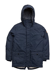 NITMYLES PARKA JACKET M NMT - DRESS BLUES