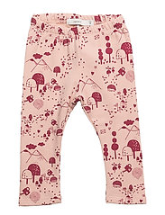 NITDISSA SWE LEGGING BRU F NB - EVENING SAND