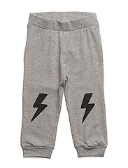 NITGELUF PANT BOX M NB - GREY MELANGE