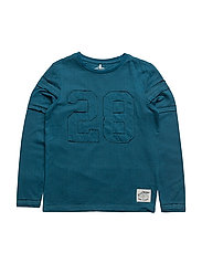 NITJOLLY LS TOP M NMT - LYONS BLUE