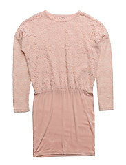NITKEDRA LS DRESS F NMT - EVENING SAND