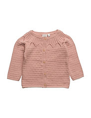 NITDILOLA LS KNIT CARD F NB - EVENING SAND
