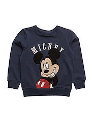 NITMICKEY JAXO SWE BRU M MINI WDI - DRESS BLUES