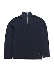 NITKIPPER LS KNIT M NMT - DRESS BLUES