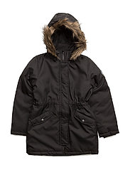 NITMOLLY JACKET F NMT - BLACK