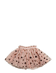 NITFOLLY SKIRT WL F MINI - EVENING SAND