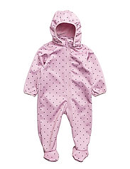 NBFSIGMA SOFTSHELL SUIT FO - DAWN PINK
