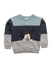 NITMICKEY CALV SWE BRU M MINI WDI - DRESS BLUES