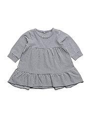 NBFDALONE LS DRESS - DRESS BLUES
