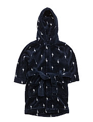 NITVALUTO BATHROBE M MINI - DRESS BLUES