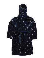NITVALUTO BATHROBE M NMT - DRESS BLUES