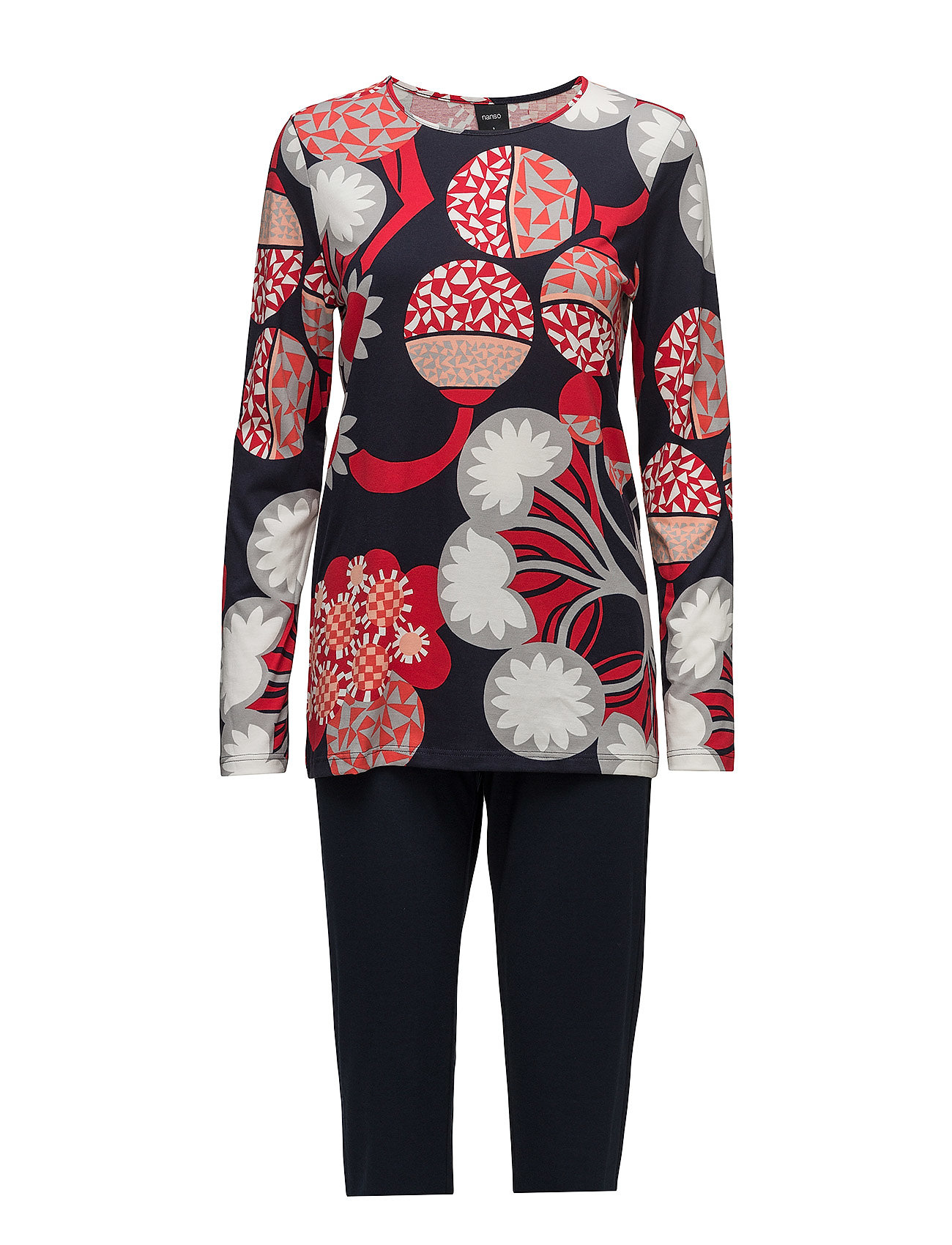 nanso Ladies pyjamas, talvilintu fra boozt.com dk