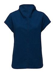 Ladies waistcoat, Isla - BLUE
