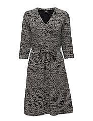 Ladies dress, Nuudeli - BLACK
