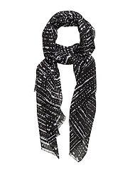 Ladies accessories, Kampa-huivi - BLACK