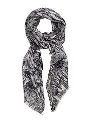 Ladies accessories, Villi-huivi - GREY