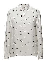 Ladies shirt, Muisto - GREY