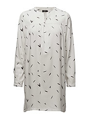 Ladies tunic, Muisto - GREY