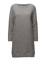 Ladies dress, Nokkela - GREY MELANGE