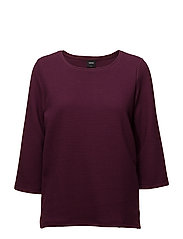 Ladies shirt, Selja - BURGUNDY