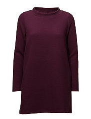 Ladies tunic, Selja - BURGUNDY
