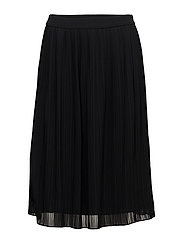Ladies skirt, Vekki - BLACK