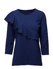 Ladies shirt, Berlin - BLUE