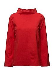 Ladies shirt, London - RED