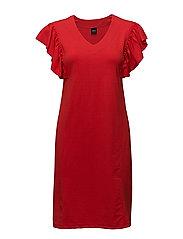 Ladies dress, Milan - RED