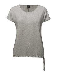 Ladies shirt, Kuutamo - LIGHT GREY