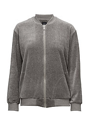 Ladies cardigan, Lahja - GREY MELANGE